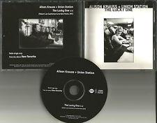 ALISON KRAUSS & UNION STATION The Lucky one 2001 USA PROMO Radio DJ CD single