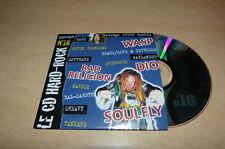 SOULFLY - NO !!!!!!!!!!!!!!! !!!!! !!RARE CD PROMO!!!!UNIQUE P/S