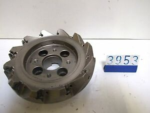 Walter Xtra Tec Indexable milling cutter  F4033-B-160-Z12-06, 160mm dia(3953)
