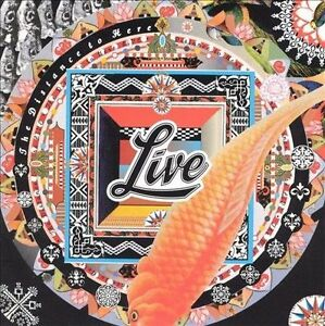 The Distance to Here by Live (CD, Oct-1999, Radioactive) NO SCRATCHES!!!