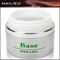 "UV Haft-Gel ""NAIL1EU BASE"" 30 ml dünnviskos / Grundier-Gel Bonding-Gel Nagelgel"