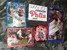 Philadelphia Phillies 2008 World Series Newspaper Inquirer Insert Lot