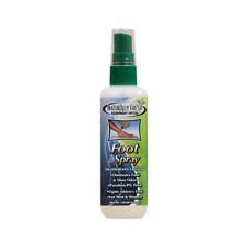 Naturally Fresh Foot Spray Deodorant Crystal 4 fl oz Liquid