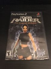 Playstation 2 Lara Croft Tomb Raider The Angel Of Darkness (Complete)