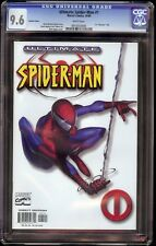 Ultimate Spider-man # 1 CGC 9.6 White (Marvel, 2000) 1st Ultimate Title Variant