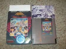 Mega Man 1 (Nintendo Entertainment System NES, 1987) Complete in Box FAIR