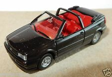 MICRO WIKING HO 1/87 VW VOLKSWAGEN GOLF CABRIOLET NOIRE no BOX