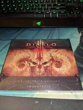 Diablo 3 Collectors Edition Soundtrack *SEALED*