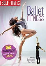Ballet Fitness - 2 in 1 Workout Set DVD