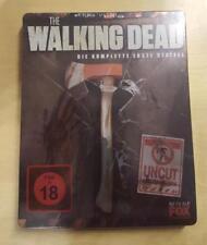 THE WALKING DEAD Steelbook 1 erste Staffel UNCUT & Limited Edition