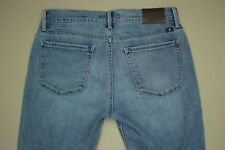 Lucky Brand Brooke Jeans Women's Size 6 / 29 Distressed Medium Wash Denim