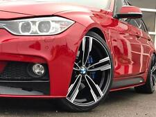 "Cerchi in Lega 18"" per BMW SERIE 3 F30-31 Rims Felgen Jantes Set 4 Ruote REV BD"