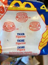 New Sealed McDonald's Littest Pet Shop Tiger Figurine Happy Meal Toy