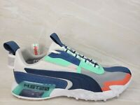 Puma H.St.20 Kit 2 Training Sneakers Shoes Casual Womens Size 8 Teal Gray Blue