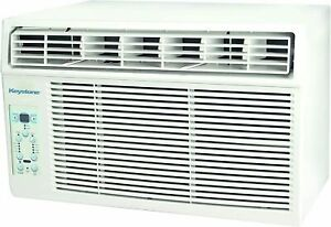 Keystone 5,000 BTU 3-Speed  Window Air Conditioner With Remote Control