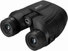 High Power Waterproof Low Light Night Vision Lightweight Compact Binoculars