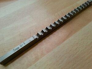 Amadeal HSS Keyway Broach 2mm to 25mm