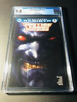 JUSTICE LEAGUE OF AMERICA #1 MATTINA VARIANT COVER CGC 9.8 NM/MT