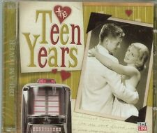 TEEN YEARS - DREAM LOVER - 2 CD SET - TIME LIFE - 30 SONGS - NEW - SEALED