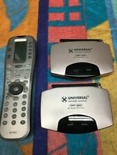 UNIVERSAL REMOTE CONTROL SET - MX-350 REMOTE CONTROL AND MRF-250 BASE STATIONS