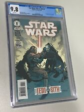 Star Wars Jedi vs Sith #6 CGC 9.8
