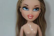 Bratz Twiins Twins Orianna Doll NUDE SARAN HAIR Rare!!!