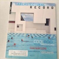 Architectural Record Magazine Nouvel Takes A Plunge August 2009 070217nonrh