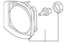 Genuine GM Headlamp Assembly 15269178