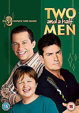 Two And A Half Men - Season 3 (DVD - 4 disc set)