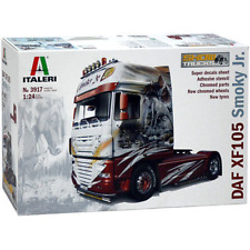 Italeri DAF XF105 XF 105 Smoky Jr. LKW Truck 1:24 Bausatz Model Kit 3917
