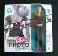 Barbie Photo Fashion Doll