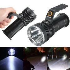Bright Lumify X81 TAC1 Style With Charger Tactical Flashlight Torch Zoom XMT 6