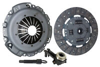 HD CLUTCH WITH SLAVE KIT A-E FOR 2004-2012 FORD ECOSPORT 2.0L L4 GAS DOHC N/A