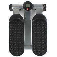 Aerobic Fitness Step Air Stair Climber Stepper Machine Equipment Black Portable