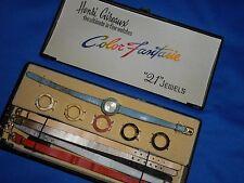 Henri Gireaux Women's Wristwatch Set - Interchangeable Bezels & Bands - in Box