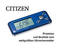 Schrittzähler CITIZEN toctoc TW 600 blau - DIE GESCHENKIDEE !!!