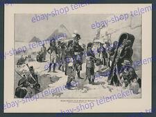 Napoleon Bonaparte Heerführer Ägypten Pyramiden Gizeh Mumien Pharaonen Nil 1798