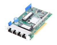 HP 331FLR V2 Quad Port Gigabit RJ45 Ethernet FlexibleLOM Adapter - 789897-001
