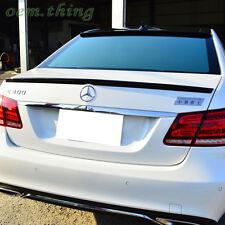 """IN STOCK USA Painted Mercedes Benz E W212 Sedan Trunk Spoiler Wing E320 #755"