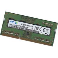 1x 4 GB 204 pin DDR3L-1600 SO-DIMM 12800S 1.35V Apple MacBook, Imac, Mac Mini