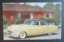 "Bill Shields Oldsmobile Series ""88"" 4-Door Ravenna Oh Advertising Postcard"