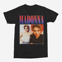 New ! Madonna T-shirt Tee Men Women Size S M L XL 234XL Black G2316