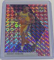 2019-20 Panini Mosaic Dwight Howard CAMO PINK PRIZM Los Angeles Lakers #58 SP 🔥