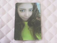 (ver. Luna) f(x) FX 4th Album 4 WALLS Photocard KPOP SMTOWN