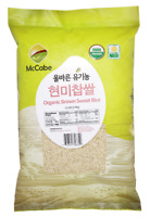 McCabe USDA ORGANIC Brown Sweet Rice, 12-Pound