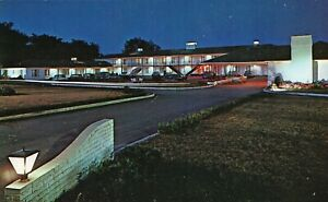 Kansas City,KS White Haven Motor Lodge Wyandotte County J.E. Tetirick Postcard