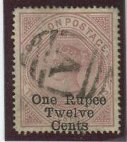 Ceylon Stamps Scott #111 Used,VF (X8490N)