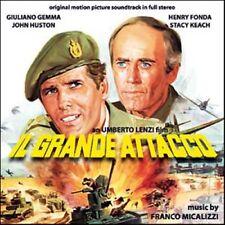 Franco Micalizzi: Grande Attacco, Il (New/Sealed CD)