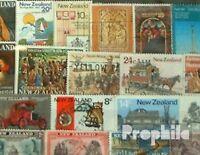 Neuseeland 100 verschiedene Sondermarken
