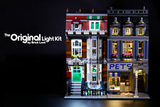 LED Lighting Kit for LEGO ® Pet Shop 10218